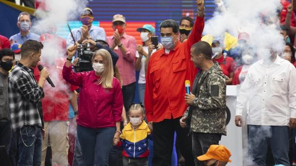 Die Wahl, die Maduro nur gewinnen kann