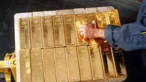 Goldpreis leidet unter China und Amerika