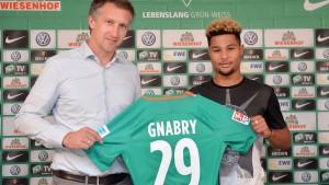 Werder hofft auf olympischen Rückenwind