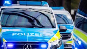 """Aufkleber der """"Identitären"""" in Polizeiwagen entdeckt"""