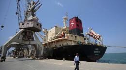 Einigung auf Waffenruhe für Jemens strategisch wichtigen Hafen