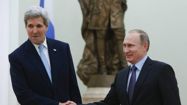Wen wollen Amerika und Russland in Syrien bombardieren?