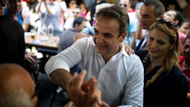 Griechenlands neue Chance