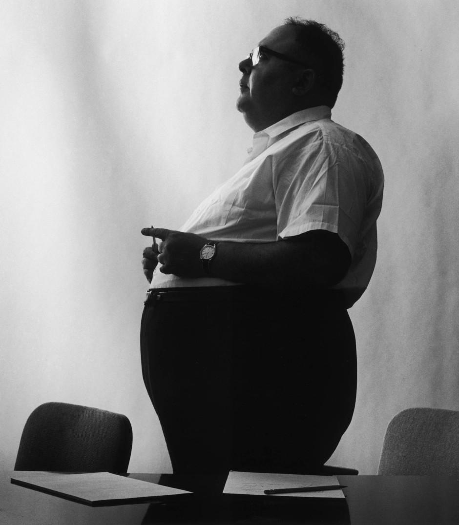 Herman Kahn machte nicht nur seine Leibesfülle zum gewichtigen Denker des Kalten Krieges, sondern auch die Radikalität, mit der er den Atomkrieg dachte