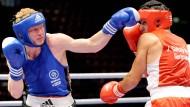Boxen bei Olympia: zehn Entscheidungen bei den Männern, drei bei den Frauen