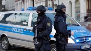 IS-Verdacht, aber kein Sprengstoff