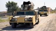 Irakische Armee rückt nach Sieg in Falludscha auf Mossul vor