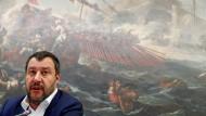 Italien ist in unruhigen Gewässern.