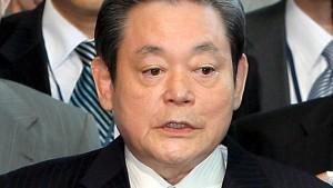 Samsungs Patriarch ist gestorben