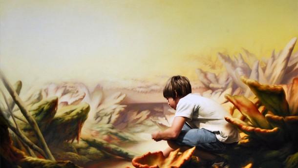 Nicht in der Lehranstalt, von der Kunst lernen wir