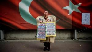 "Merkel: Lage in Türkei ist ""alarmierend"""