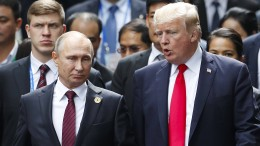 Demokraten fordern Absage von Trumps Treffen mit Putin