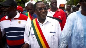 Malis Oppositionsführer Cissé gestorben
