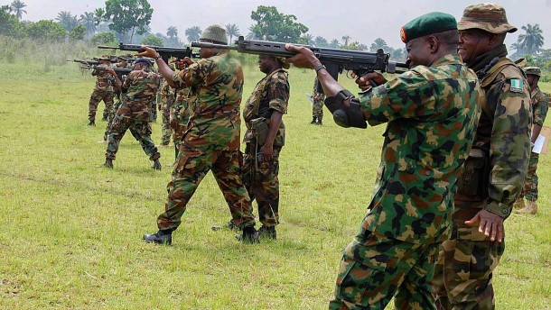 Armee rückt in den Norden Nigerias ein