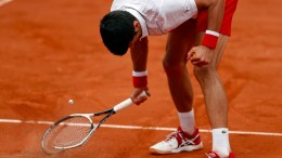 Ein impulsiver Tennisstar und Zocken an der Börse