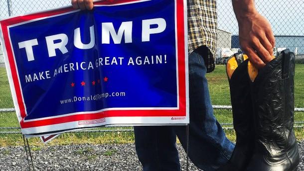 Will Trump Republikaner oder Populist sein?