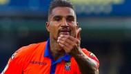 Boateng unterschreibt Dreijahresvertrag in Frankfurt