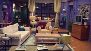 Wohnen wie Monica und Rachel