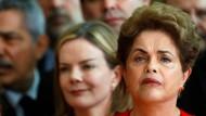 Venezuela friert diplomatische Beziehungen zu Brasilien ein