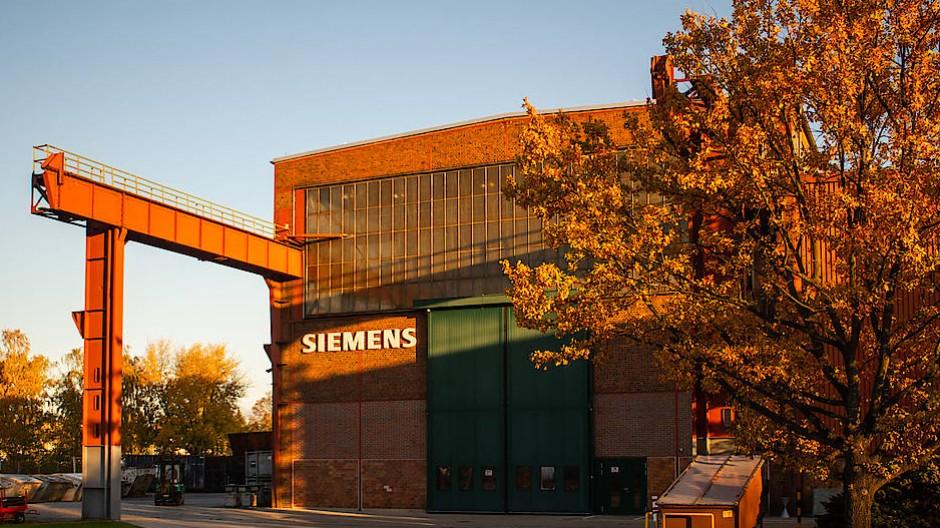 Siemens kommt aus Berlin und baut in der Berlin – und zwar einen Innovationscampus.