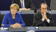Hollande warnt vor totalem Krieg im Nahen Osten