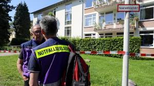 Polizei schießt bei mutmaßlichem Familiendrama in Bonn