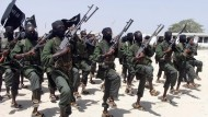 Shabaab-Miliz greift Polizei-Konvoi an