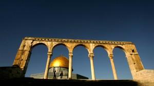 Israel stimmt Videoüberwachung auf dem Tempelberg zu