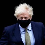 Kämpft mit dem Brexit und der Pandemie an zwei Fronten: Großbritanniens Premier Boris Johnson