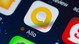 """Google stellt Chat-App """"Allo"""" ein"""