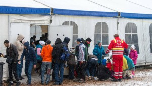 Junge Union fordert Obergrenze bei Flüchtlingsaufnahme