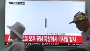 Nordkorea erklärt neue Rakete für einsatzbereit