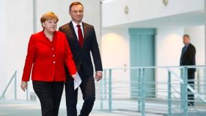 Polen wirft Deutschland egoistische Außenpolitik vor