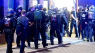 35 Ermittlungsverfahren gegen Polizisten nach G-20-Einsatz