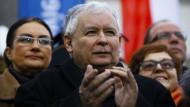 Ein Land nach seinem Willen und seiner Vorstellung: Jaroslaw Kaczynski