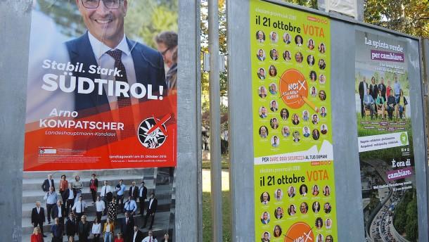 Europakritische Lega punktet auch im deutschsprachigen Italien