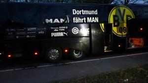 Urteil im Prozess um Angriff auf BVB-Mannschaftsbus