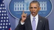 Obamas letzte Pressekonferenz