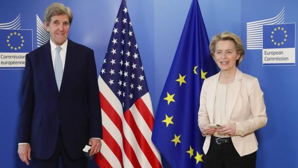USA verpassen der EU empfindliche Dämpfer