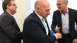 SPD optimistisch, Grüne und FDP sehen auch Trennendes