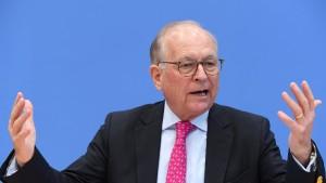Ischinger beklagt verfallende Diskussionskultur