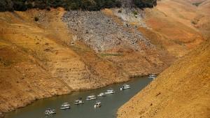 Nevada und Arizona reduzieren Wasser-Abgabemengen