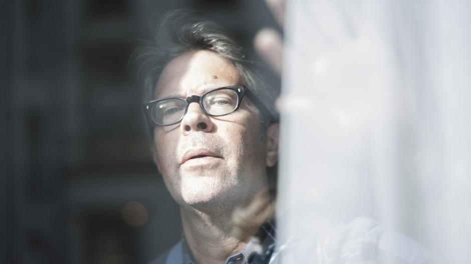 Jonathan Franzen im Oktober 2017 in Zürich