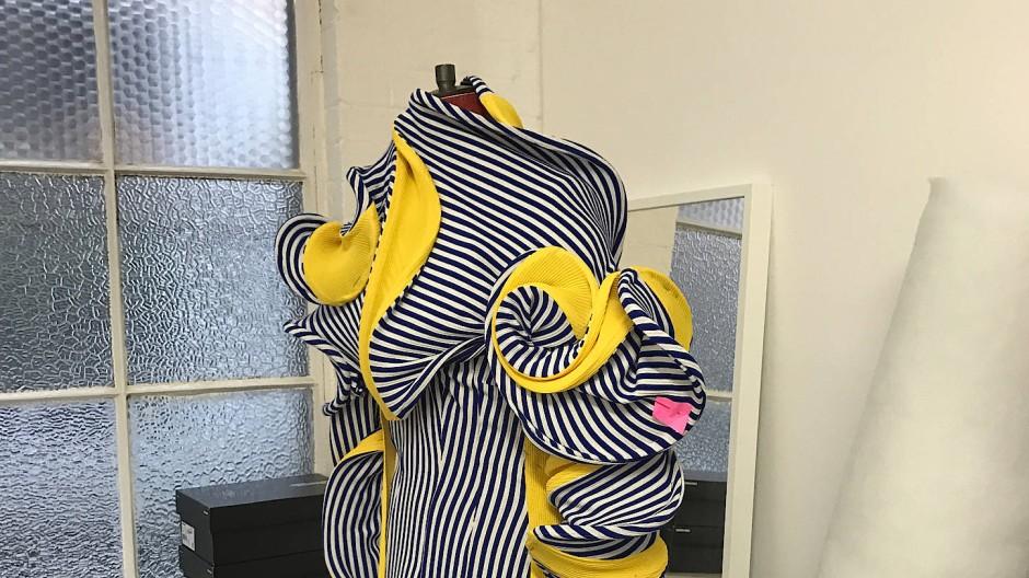 Der Jumpsuit für das MoMA