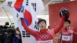 Deutsche Skeletonis ohne Medaille – Südkoreaner Yun siegt