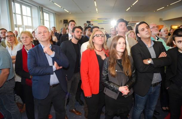 Wahl In Schleswig Holstein Jubel Und Trauer