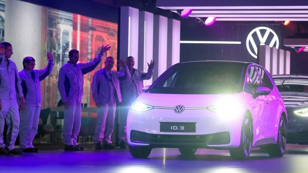Der Mann, der VW unter Strom setzt