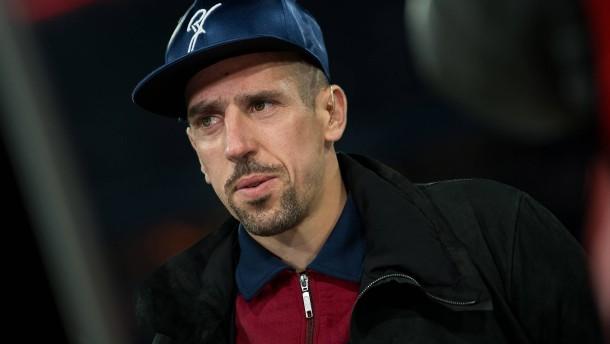 Ribéry muss vor Gericht