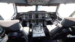 Airbus mit 326 Passagieren muss über Atlantik umkehren