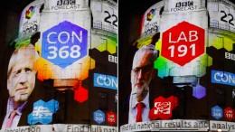 Prognose: Überwältigender Sieg für Boris Johnson